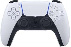 Manette sans-fil Sony DualSense PS5 - Blanc ou Noir
