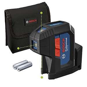 Traceur de ligne laser 3 points Bosch Professional GPL 3 G (laser vert, portée jusqu'à 30 m, housse)