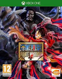 One Piece : Pirate Warriors 4 pour Xbox One (vendeur tiers)