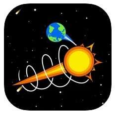 Application Starship Earth gratuite sur iOS