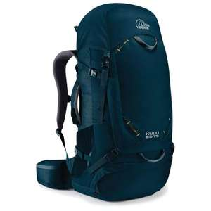 Grand sac à dos Kulu 65:75 - Bleu Lowe Alpine