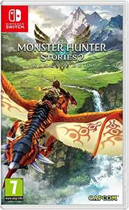 Monster Hunter Stories 2: Wings of Ruin sur Switch