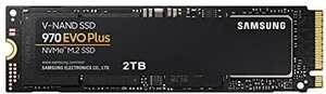 SSD interne M.2 Samsung 970 Evo Plus (MZ-V7S2T0BW) - 2 To