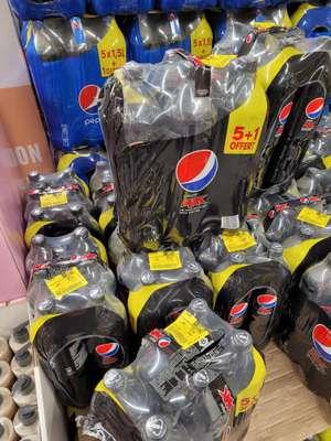 Pack de 6 Bouteilles Pepsi ou Pepsi Max (6 x 1.5 L) - Courbevoie (92)
