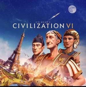 [PS+] Civilization VI sur PS4 (dématérialisé)