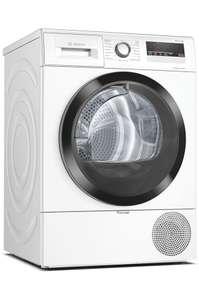 Sèche linge à pompe à chaleur Bosch WTH85V02FF - 8 kg + 1 année de garantie supplémentaire (electro10count.com)