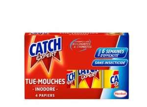 Papier tue-mouches sans odeur Catch (via 1.09 € sur la carte fidélité) - Vénissieux (69)