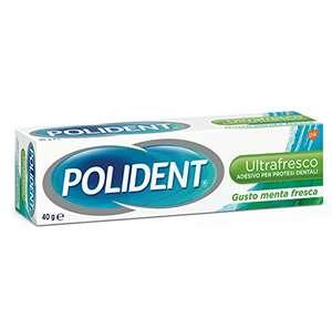 Lot de 12 tubes de Colle dentaire Polident - 40g x 12