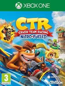 Selection jeux en promotion - Ex : Crash Team Racing Nitro Fueled sur Xbox One