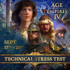 Bêta Age Of Empires IV jouable gratuitement sur PC (Dématérialisé)