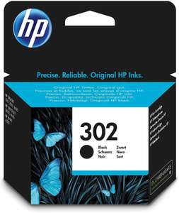 Cartouche d'encre HP 302 - Noir