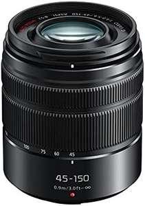 Objectif Panasonic H-FS45150EKA Lumix G Vario Telezoom 45-150 mm F4.0-5.6 ASPH