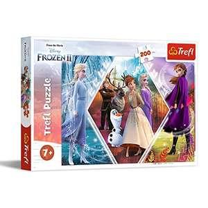 Lot de 2 Puzzles La Reine des Neiges - 200 pièces