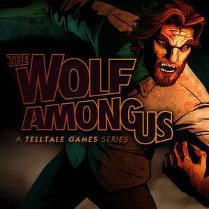 Jeu The Wolf Among Us sur PS4 (Dématérialisé)