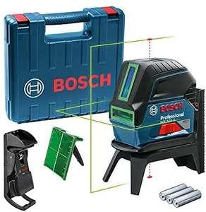 Laser combiné en croix Bosch Professional GCL 2-15 G (0601066J00) - Laser vert, portée 15m