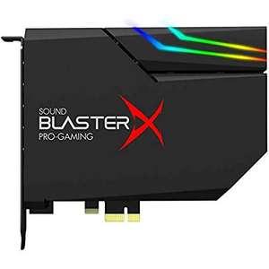 Carte son Creative BlasterX AE-5 Plus