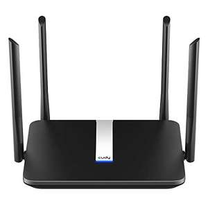 Routeur Cudy WR2100 - AC 2100Mbps 5 ports Gigabit, VPN, Mu-Mimo, OpenWRT compatible (Vendeur tiers)