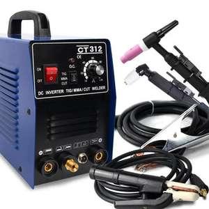 Machine à souder CT312 - 120A TIG / MMA 30A Plasma Cutter
