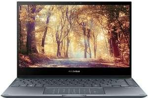 "PC Portable Convertible 13.3"" Asus ZenBook Flip 13 UX363EA - OLED, I7-1165G7, 8Go RAM, 512Go SSD + 32Go Optane, Iris XE Graphics, Win 10"
