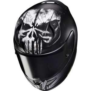 Caque moto intégral HJC RPHA-11 The Punisher