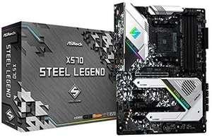 Carte mère ASRock X570 Steel Legend - ATX (Vendeur tiers)