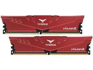 Kit de RAM TeamGroup T-Force Vulcan Z DDR4-3600 CL18 - 16 Go (2x8)