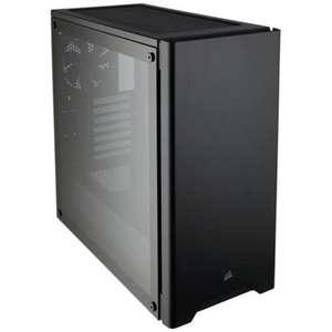 Boîtier PC Corsair Carbide 275R TG - ATX, noir