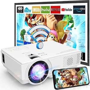 Vidéoprojecteur M8-TPA - WiFi, 1280x720P, 6500L (Vendeur tiers)
