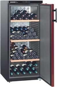 Cave à vin vieillissement Liebherr WK137-21 - 164 bouteilles