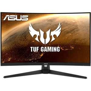 "Ecran incurvé PC 31.5"" Gamer Asus TUF VG32VQ1BR - Dalle VA, WQHD (2560x1440), 1ms MPRT, 165Hz, FreeSync Premium"