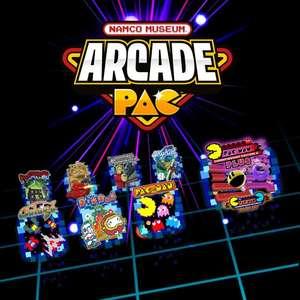 Namco Museum Arcade Pac sur Switch (dématérialisé, store RU)