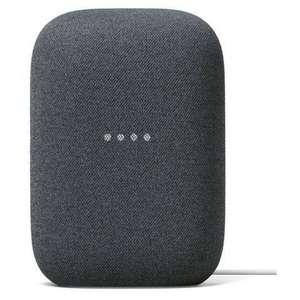 Assistant vocal Google Nest Audio - gris ou noir