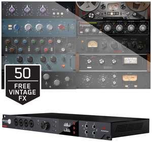 Interface audio 32 canaux Antelope Orion Studio Synergy Core + Micro Edge Duo Modeling