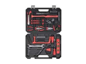 Mallette à outils Parkside - 64 pièces