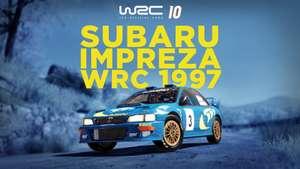 DLC WRC 10 Subaru Impreza WRC 1997 pour WRC 10 gratuit sur PC (dématérialisé)