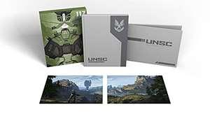 [Précommande] Livre The Art of Halo Infinite Deluxe Edition Relié