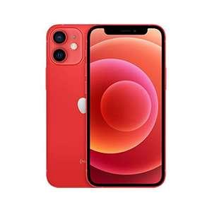 "Smartphone 5.4"" Apple iPhone 12 Mini 5G - Full HD+ Retina, A14, 4 Go de RAM, 64 Go, Rouge"