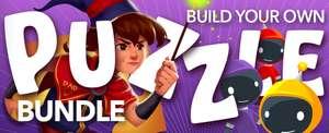 Build Your Own Puzzle - 3 jeux sur PC pour 0.99€, 7 jeux pour 1.79€ et 10 jeux pour 2.55€ (Dématérialisé - Steam)