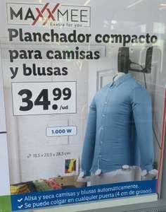 Repasse chemises & chemisiers Maxxmee - 1000W (Frontaliers Espagne)