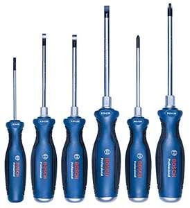 Set de 6 Tournevis Bosch Professional