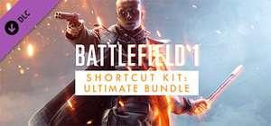 DLC Kit d'améliorations Battlefield 1 : Pack Ultime gratuit sur PC (Dématérialisé - Steam)