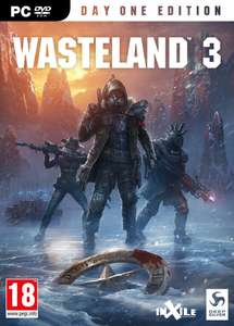 Jeu Wasteland 3 sur PC - Day one édition