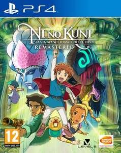 Ni no Kuni : La Vengeance de la Sorcière Céleste Remastered sur PS4 (Retrait magasin uniquement)
