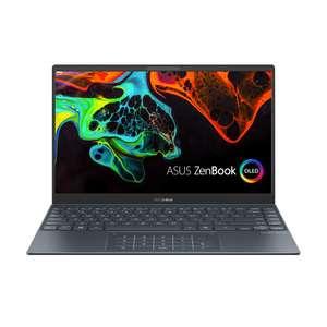 """PC Portable 13.3"""" Asus ZenBook UX325EA-1 - Full HD OLED, i5-1135G7, 16 Go RAM, 512 Go SSD, Windows 10, avec NumPad"""