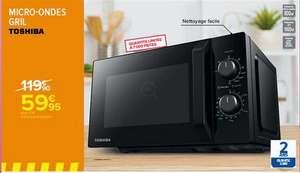 Micro-onde grill Toshiba TMG20MM-21