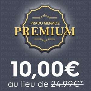 Abonnement de 12 Mois à Prado-Mermoz Premium
