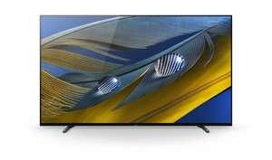 "TV OLED 55"" Sony Bravia XR-55A84J 2021 - 4K UHD, Google TV"