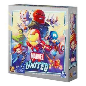 Jeu de plateau coopératif - Marvel United