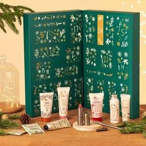 Calendrier de l'Avent Cosmétique Fleurance Nature + Cadeau offert