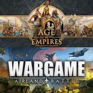 Wargame Airland Battle offert dès 2€ d'achat - Ex: Age of Empire Definitive Edition + Wargame: Airland Battle sur PC (Dématérialisé - Steam)